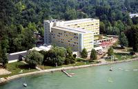 Hotel Club Tihany - 4-Sterne Hotel am Plattensee in Tihany Hotel Club Tihany**** - Direkt am Ufer des Balatons -