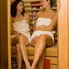Sauna im Hotel Club Tihany - 4-Sterne Wellnesshotel am Balatonufer