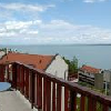 Hotelzimmer mit Panoramablick am Plattensee im Echo Residence All Suite Luxury Hotel