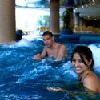 Hot Tub in 4* Thermal Hotel Visegrad for wellness lovers in Visegrad