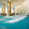 Abacus Wellness and Business Hotel mit eigenem Spa-Abteilung in Herceghalom